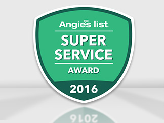 Angie's List Super Service Award 2016 Earned by Sir Grout Westchester, NY