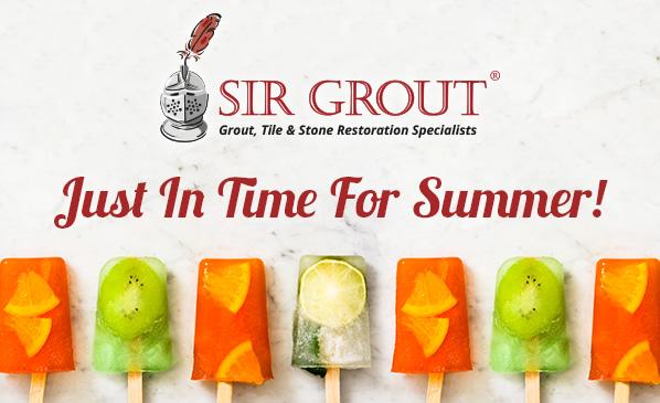 Sir Grout Westchester Logo