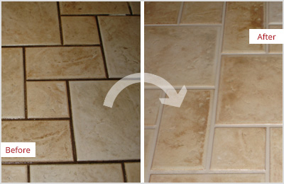 Sir Grout Westchester Tile and Grout ColorSeal