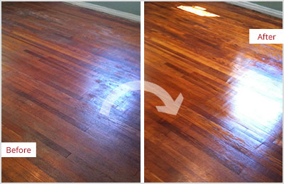 Sir Grout Westchester Wood Refinishing Sandless